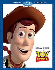 Toy Story [blu-ray/digital Hd/single Disc] (Buena Vista) (disbr130362)