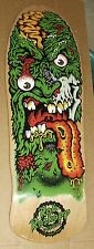 "SANTA CRUZ ROB ROSKOPP "" FACE 2 "" REISSUE SKATEBOARD DECK RARE"