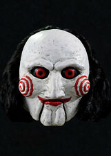 Officially Licensed Saw Billy Puppet Halloween Mask Horror Monster Serial Killer