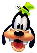 Goofy Disney unique 2D carte masque amusant. pour enfants grand parties & events