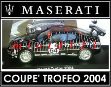 1/43 - Maserati 100 Years Collection : COUPE' TROFEO [2004] - Die-cast