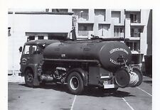 15 AURILLAC CAMION CITERNE IMAGE 1987 TANK TRUCK PRINT