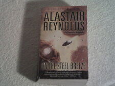 On the Steel Breeze by  Alastair Reynolds 2013  Science Fiction Paperback