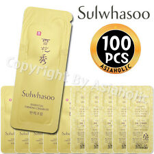 Sulwhasoo Essential Firming Cream EX 1ml x 100pcs (100ml) Sample AMORE PACIFIC