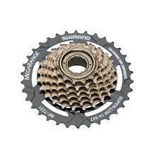 NEW Shimano Tourney Bicycle Freewheel Cassette MF-TZ31 14-34T 7 Speed