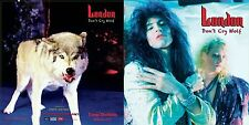 "FREE LONDON "" LIVE"" CD WITH PURCHASE OF ""DON'T CRY WOLF"" CD! KIM FOWLEY PRODUCED"