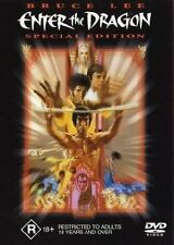 Enter The Dragon (2DISC Special Edition) New & Sealed, Region: 4
