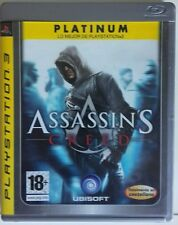 Assassin's Creed. Ps3. Fisico. Pal Es