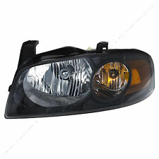For 2004-2006 Nissan Senta SER /Spec V Driver Left Side Black Headlight Headlamp