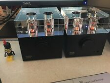 Woo Audio WA7d+WA7tp Fireflies Tube Headphone Amp+DAC Combo Black (1st Gen)
