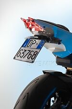 LIGHTECH Kennzeichenhalter License plate holder BMW S1000 RR / HP4 09-15 S1000 R