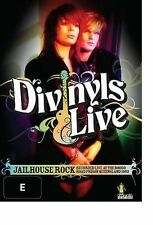 DIVINYLS live Jailhouse rock (PAL Format DVD Region 0)