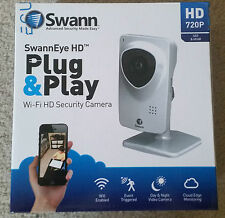 SwannEye HD WIFI Pet and Security Camera SWADS-453CAM **NEW** ***RRP £114.99***
