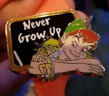 Disney GenEARation D Pin LIFE LESSONS MYSTERY BOX Tinkerbell Peter Pan Pin