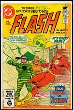 DC Comics The FLASH #303 Firestorm The Top FN/VFN 7.0
