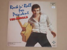 "TED HEROLD -Rock'N' Roll For President- 7"" 45"