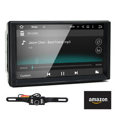 "Quad Core Android 4.4 3G WIFI 7""Double 2DIN Car Radio Stereo NO DVD Player GPS"
