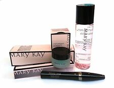 Mary Kay Indulge Soothing Eye Gel + Oil-Free Eye Makeup Remover+Ultimate Mascara