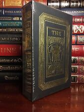 Easton Press The Fountainhead by Ayn Rand Sealed Deluxe Limited Leather 1/1943