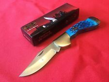 Steel Warrior Choctaw Folding Lockback Pocket Knife