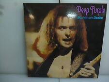 DEEP PURPLE-STORM ON OSAKA. OSAKA, JAPAN 1973-PURPLE VINYL LP-NEW.SEALED