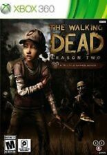 The Walking Dead: Season Two 2 USED SEALED (Microsoft Xbox 360, 2014)