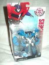 Transformers Action Figure Deluxe RID Blizzard Strike Optimus Prime 6 inch