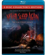 Never Sleep Again: The Elm Street Legacy (2014, REGION A Blu-ray New) BLU-RAY/WS