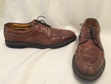Allen Edmonds Wilbert 1951 Brown Outland Leather Oxford Dress Shoes Mens 14 A
