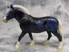 Breyer * Naughty * JAH 2001 SR Christmas Holiday Fjord Traditional Model Horse