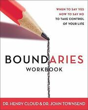 Boundaries Workbook: Dr. Henry Cloud & Dr. John Townsend