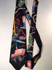 VTG Electrolux Vacuum Cleaner Maintenance Cleaning Services Men's Neck Tie USA