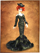 "Tonner Wilde ""EVERLASTING ENVY""OUTFIT 2011 SOLDOUT Evangeline Ghastly Doll  NRFB"