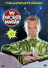 My Favorite Martian Complete Series DVD Set Season 1 2 3 Collection TV Show Lot
