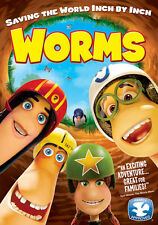 Worms [dvd] (First Look) (andd04005d)
