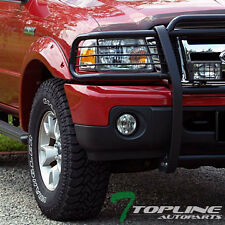 BLACK BOSS POCKET STYLE FENDER FLARES KIT WHEEL COVER 6PC 1993-2011 FORD RANGER