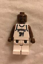LEGO Kevin Garnett (Minifigure) Minnesota Timberwolves White Home Jersey #21 NBA