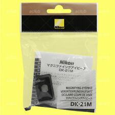 Genuine Nikon DK-21M Magnifying Eyepiece D7200 D7100 D7000 D750 D610 D600 D300