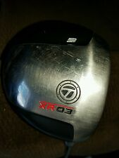 taylormade xr03 9 degree driver