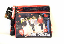 ONE DIRECTION COSMETICS MAKE UP VANITY BAG SET OF 2 PENCIL CASE