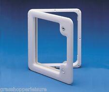 THETFORD D3 WHITE TOILET DOOR C200 C2 C4 C400 motorhome caravan cassette access