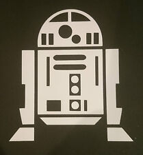Star Wars R2D2 Car, Van, Laptop, Scooter Vinyl Decal Sticker