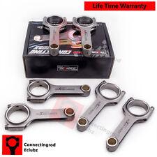 Connecting Rod Rods for Alfa Romeo GTV6 2.5 3.0 V6 Conrods Con Rod ARP 131.1mm