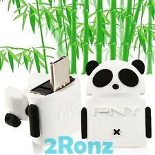 PNY OTG Adapter Panda USB Multi-function Mobile Tablet Mouse Keyboard Android