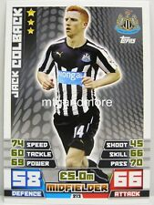 Match Attax 2014/15 Premier League - #213 Jack Colback - Newcastle United