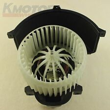Brand New Heater Blower Motor & Cage Front For Volkswagen VW Touareg Audi Q7