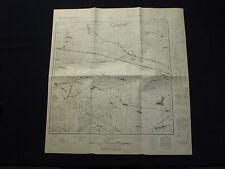 Landkarte Meßtischblatt 4776 Biala Rzadowa, Reichsgau Wartheland, 1941