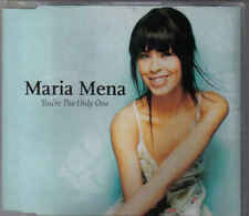 Maria Mena-Youre The Only One Promo cd maxi single