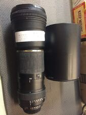 Tamron SP A08 200-500mm F/5.0-6.3 LD AF Di IF Lens For Nikon
