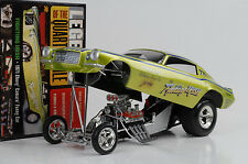 1970 CHEVROLET CAMARO Fighting Irish Quarter Mile FUNNY CAR 1:18 AUTO World ERTL